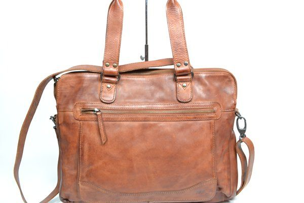 BEAR Tas Cognac tassen (SHOPPER - CL 35220) - West-End