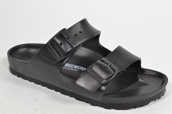 BIRKENSTOCK Muil/Slipper Zwart dames (1.1.10.7.1 - ARIZONA EVA) - West-End