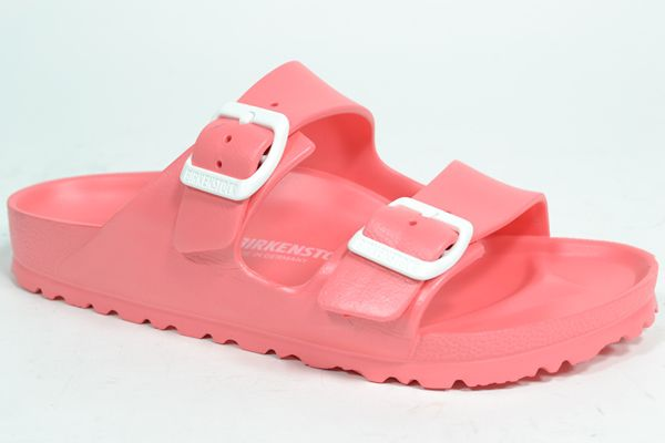 BIRKENSTOCK Muil/Slipper Koraal dames (1.25.10.7.1 - ARIZONA EVA) - West-End