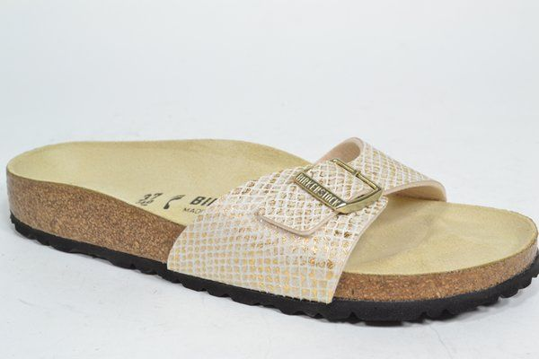BIRKENSTOCK Muil/Slipper Multi dames (1.34.10.4.1 - MADRID) - West-End