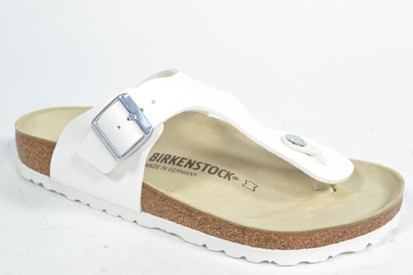 BIRKENSTOCK Muil/Slipper Wit heren (2.28.10.2.9 - RAMSES) - West-End
