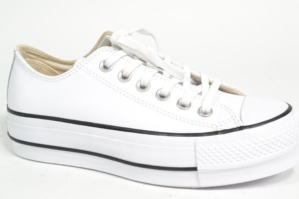 CONVERSE Sneaker Wit dames (1.28.3.2.1 - ALL STAR LIFT OX) - West-End