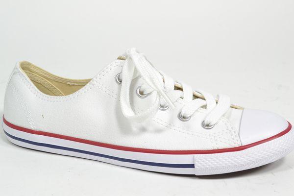 CONVERSE Sneaker Wit heren (1.28.3.6.1 - 537204C) - West-End