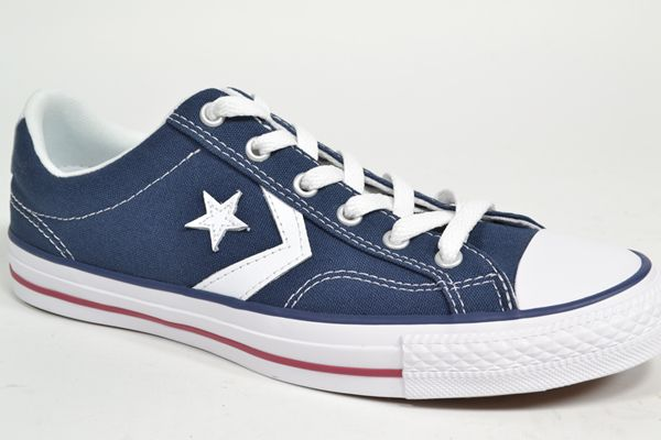 CONVERSE Sneaker Blauw heren (2.9.3.6.6 - 144150C) - West-End