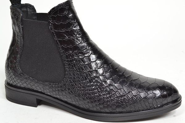 CYPRES Boots Zwart dames (1.1.6.4.1 - 917-551002) - West-End