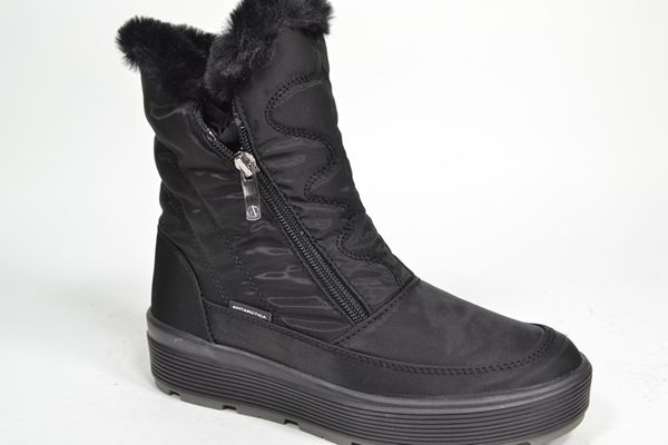 CYPRES Boots Zwart dames (1.1.6.6.1 - 5340-4715) - West-End