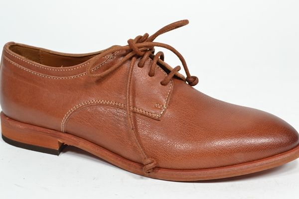 MAT:20 Veterschoen Cognac dames (1.3.3.2.1 - 6101) - West-End