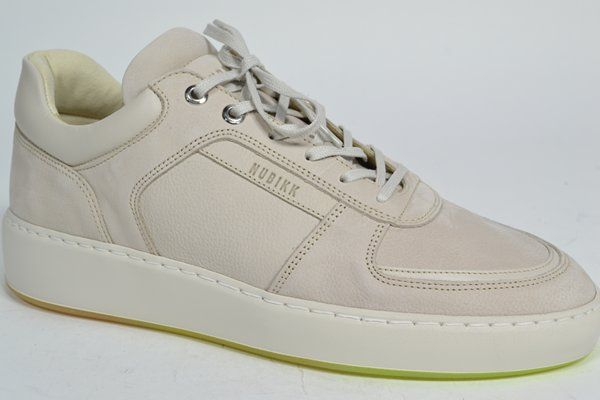 NUBIKK Sneaker Beige heren (2.6.3.1.8 - JIRO LIMO) - West-End