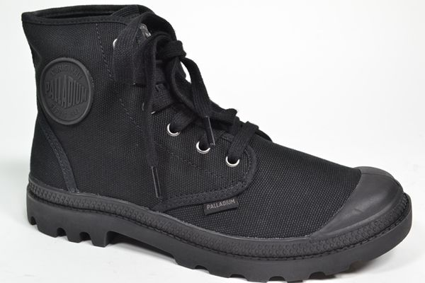 PALLADIUM Nestelboots Zwart heren (2.1.5.6.5 - PAMPA HI) - West-End