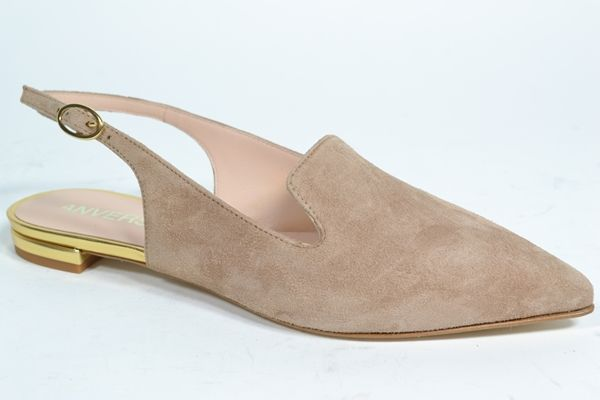 SCAPA Sling-back Beige dames (1.6.4.1.1 - 99/96277) - West-End