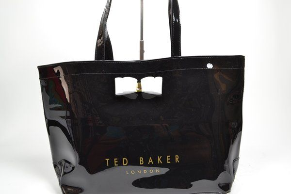 TED BAKER Tas Zwart tassen (SHOPPER STRIK - HATICON) - West-End