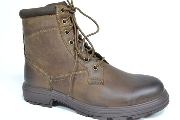 UGG AUSTRALIA Nestelboots Bruin heren (2.2.5.2.5 - BILTMORE WORKBOOT) - West-End
