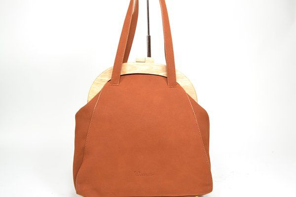WOOMEN Tas Cognac tassen (SHOULDERBAG - IRIS 03) - West-End